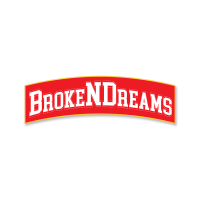 BROKENDREAMS PIN + DIGITAL ALBUM