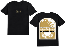 HDBEENDOPE BLACK T-SHIRT + DIGITAL ALBUM