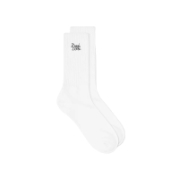 WHITE BEENDOPE SOCKS + DIGITAL ALBUM